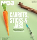 Carrots, Sticks & Jabs