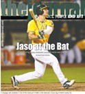 Jaso at the Bat